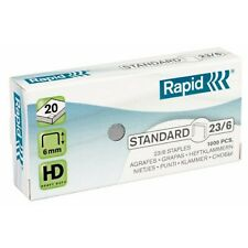 RAPID 24869100 23/6 mm Standard in fiocco