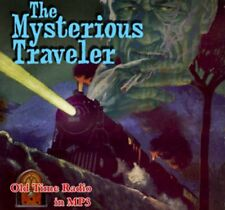 The Mysterious Traveller 77 Old Time Radio Shows On 1 x MP 3 CD otr