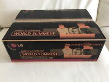 LG LV4745 VHS-Videorecorder 6-Kopf NEU in OVP NEW, 2 JAHRE GARANTIE