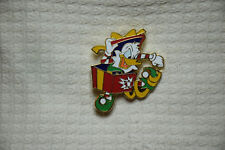 Disney Pin Mickey's Very Merry Christmas Party 2017 LE 5300 Donald Duck