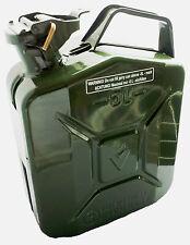 Stahlblech 5l WM-Kanister mit UN-Stift grün alle Kraftstoffarten Valpro 10105