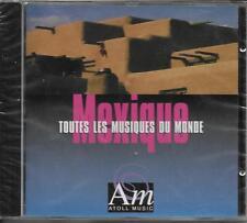 CD 17T MUSIQUES DU MONDE MEXIQUE AY! TEQUILA MEXICO DE 2000 NEUF SCELLE FRANCE