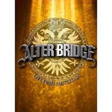 "ALTER BRIDGE ""LIVE FROM AMSTERDAM"" DVD NEW!"