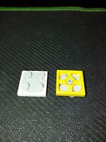 Lego 3679 & 3680 pack of 2 complete turntable pick colour & amount free postage