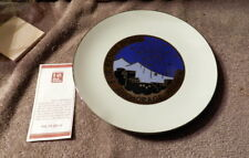 Fur Rondy Rendezvous Souvenir Plate 2004 Anchorage Alaska Fast Free Shipped