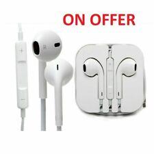 ON OFFER Earphones Headphone For Apple iPhone 6s 6 5c 5 5S 5SE iPad UK