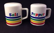 LGBT, Gay Pride, Rainbow ( Vintage ) Salt And Pepper Shakers. House Warming Gift