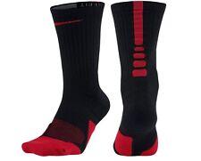 NEW 1 Pair Nike L ELITE High 1.5 Basketball Crew Socks Large 8-12 Swoosh Dryfit