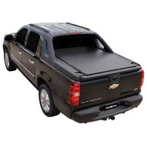 TruXedo 561101 Lo Pro QT Roll-Up Tonneau Cover for GM Avalanche 5.11' Bed 02-13