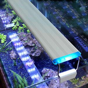 LED Aquarium Light Full Marine Freshwater Fish Tank Plant Grow Increase