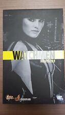 Hot Toys MMS 102 The Watchmen Silk Spectre II Malin Akerman 12 inch Figure NEW