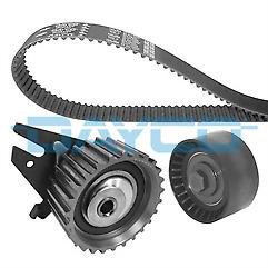 Fits  Alfa 156 1.6 Petrol 01-06 Gates Timing belt kit  K015472XS