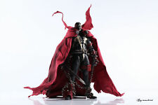 Custom cape set for Mcfarlane MK spawn,No puppet