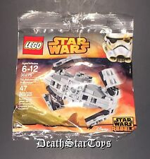 Star Wars Lego Poly Bag Rebels Inquisitor TIE Advanced Prototype Fighter 30275