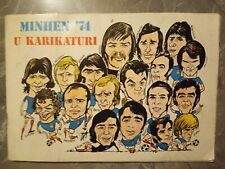 Munchen 74 Munich 1974 World Cup Jez YU Sticker ALBUM. 100% Complete.