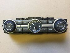 Land Rover Sport Discovery Radio Sat Nav Switch Panel Clock CH22-18C858-BB