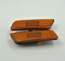 Front Bumper Pair Left Right Turn Signal Lamp Light for Volvo S80 S80L 99-06