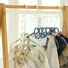 Wonder Closet Organizer Space Saver Magic Hanger Clothing Rack Clothes Hook New