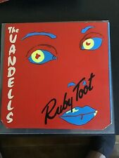 "The Vandells Ruby Toot Original Uk Power Pop Single 45 7"" Loose End Records"