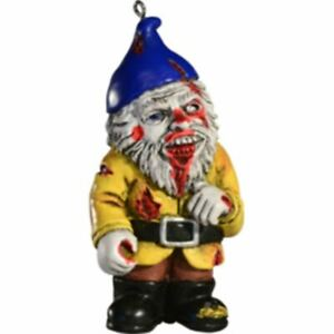Horrornaments Zombie Gnome Christmas & Halloween Ornament