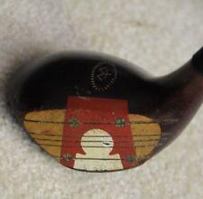 MacGregor M2W 3 Wood Persimmon Head Golf Club Vintage