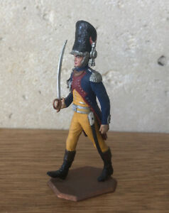 Figurine Historex 54mm - 1er Empire - Officier Gendarmerie d'élite
