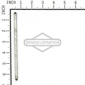 Genuine Briggs & Stratton 690982 Aluminum Push Rod OEM