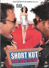 SHORT KUT THE CON IS ON - AKSHY KHANNA - ARSHAD WARSI - NEW BOLLYWOOD DVD