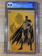 Future State The Next Batman #1 (2021 DC) 2nd Print CGC 9.8