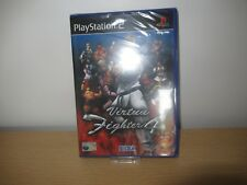 Playstation 2 ps2 Virtua Fighter 4 Nuevo Empaquetado Pal Versión
