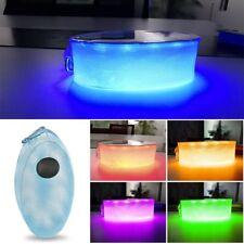 Romantic ZTARX Inflatable Solar-Powerd Colorful LED Bluetooth Speaker Waterproof