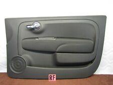 12 13 14 15 FIAT 500 RIGHT PASSENGER FRONT DOOR TRIM PANEL OEM