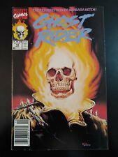 ⭐️ GHOST RIDER #18 (vol 2) (1991 MARVEL Comics) FN Book