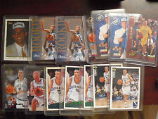 Lot of 14 1994 - 95 Jason Kidd Rookie Cards