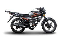 Shad K0GR15ST Soporte de Baul para Keeway Rk 125, Negro