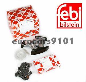 New! Volkswagen Jetta Febi Bilstein Engine Oil Pump Chain Set 40265 06F115230S2
