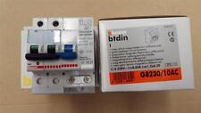 BTICINO G8230/10AC MAGNETOTERMICO DIFFERENZIALE CLASSE AC 2P 10A 4,5KA 30mA