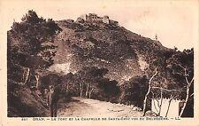 BR46147 ORan le foret et la chapelle de santa cruz vus du belvedere   Algeria
