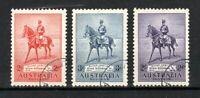 Australia 1935 Silver Jubilee set FU CDS
