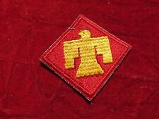 45th Infantry Division patch  Premium Quality Thunderbird w/ sticker