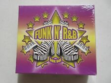 NEW FACTORY SEALED FUNK N' R& B 3 CD SET THUMP RECORDS COOPER BOOTSY COLLINS