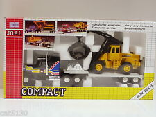 Volvo BM L160 Log Loader w/ Tractor Trailer - 1/50 - Joal #325 - MIB