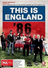 This Is England '86 (DVD, 2011, 2-Disc Set) New/Sealed