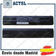 Batería para Asus A6000 A6500 A6700 Z91 Z92 Series A41-A3 A42-A6