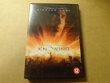 DVD / KNOWING ( NICOLAS CAGE )