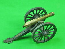 Vintage US Cast Iron Toy Miniature Cannon