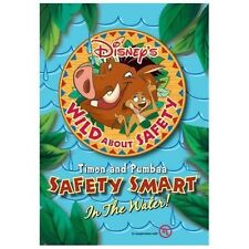 Disney's Wild About Safety with Timon and Pumbaa: Safety Smart in the Water Clas
