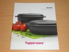 Tupper Tupperware Rezeptheft Rezepte Rarität Ultra Pro Rezepte f. d. Backofen