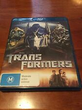 BLU RAY DISC Transformers Megan Fox Two Disc Special Edition  AS NEW