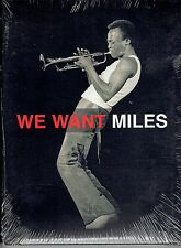 CD + DVD - MILES DAVIS - We Want Miles